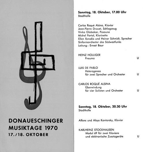 Carlos Roqué Alsina Donau 1970