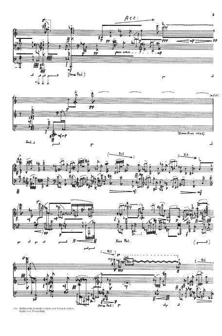 Klavierstück 3