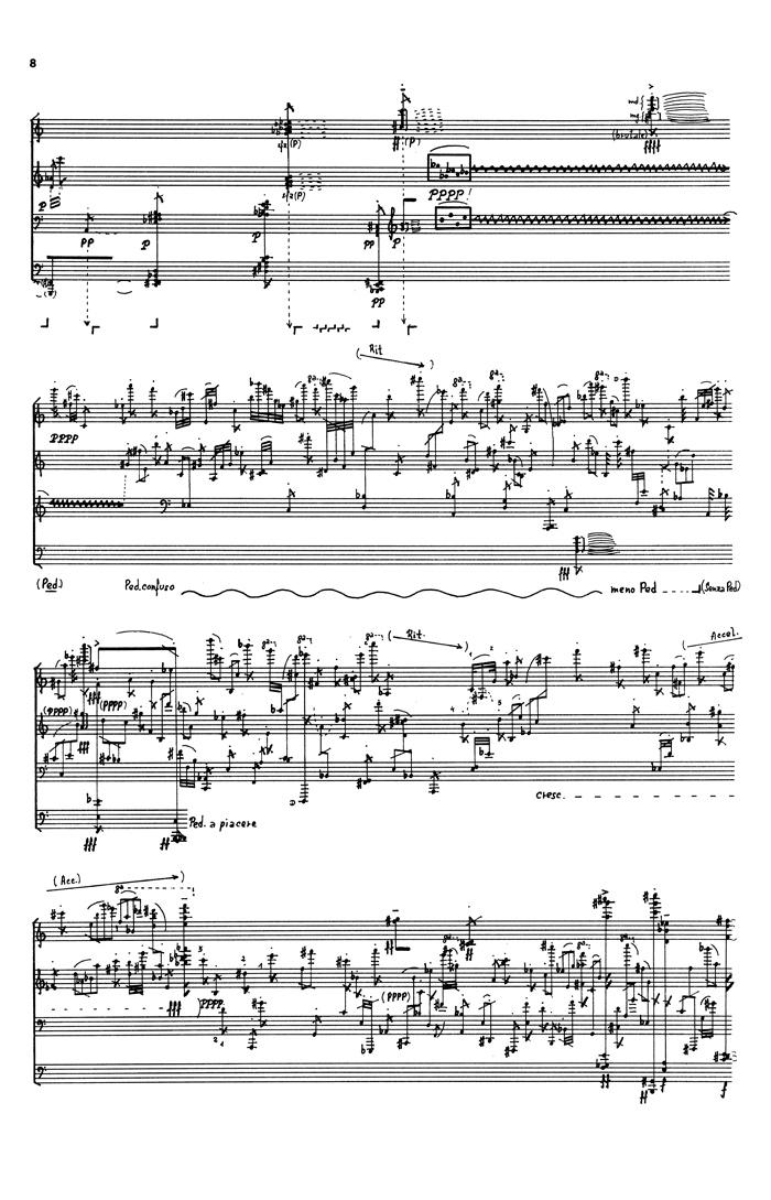 3 Klavierstück 3 p8
