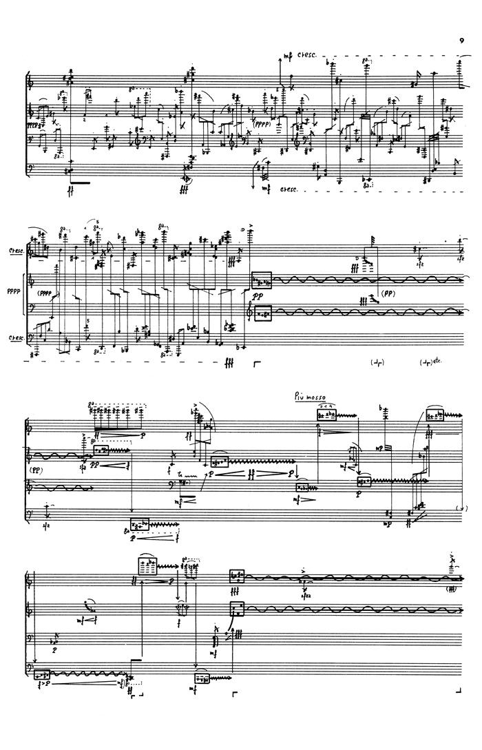 4 Klavierstück 3 p9