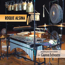 Carlos Roque Alsina oeuvres pour percussion